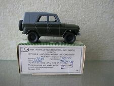 UAZ-469M off-road 1/43 die-cast PLASTIC by KHERSON 002 from Russian Soviet USSR