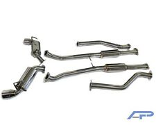 AGENCY POWER CATBACK EXHAUST FOR 09-14 Nissan 370Z Z34