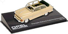 CL05 Opel Olympia Rekord Cabrio-Limousine 1954 1/43 Cream New in Display Case