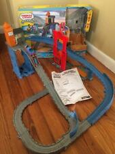 Thomas & Friends Trackmaster THE GREAT QUARRY CLIMB TRAIN Set 100% Complete BOX