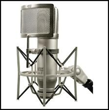 MXL V87 Low Noise Recording Condenser Microphone With Shockmount  & Pop filter