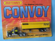 Matchbox Convoy Kenworth Box Truck Stanley Tools Delivery 160mm in BP Toy Model