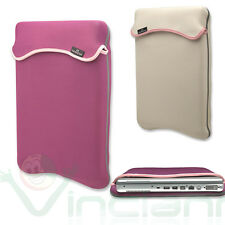 Custodia sleeve MANHATTAN REVERSIBLE per Ipad Netbook notebook tablet fino 9.7""