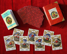 RARE VINTAGE Sibyl of the Heart - SIBILLA DEL CUORE -40cards-800 numbered copies