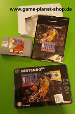 NBA Courtside Basketball Nintendo 64 N64 OVP Sammlung by Game-Planet-shop