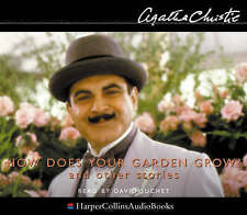 Agatha Christie - How Does Your Garden Grow? (3CD Audio Unabridged 2002) MINT