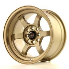 Cerchi Jantes Wheels Felgen Japan Racing JR12 8,5x15 ET 13 4X100 / 114,3 Bronz