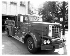 1959 Oshkosh Fire Truck Factory Photo Oshkosh Wisconsin uc1134-V9VIUZ