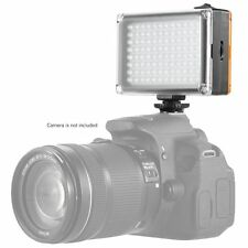 UK STOCK 96 LED Photo Light on Camera Video LED Lamp Lighting for Camera DSLR