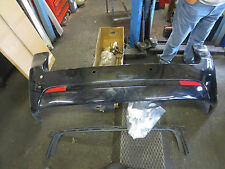 Saab 93 Facelift Estate Rear Bumper with PCD Holes in Black