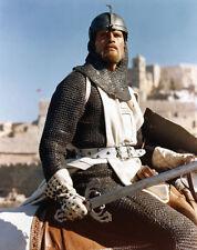 Charlton Heston UNSIGNED photo - C44 - El Cid