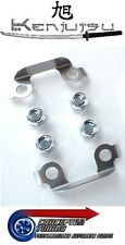 Kenjutsu Manifold to Turbo Locktabs & Kenlock Locknuts- For S13 200SX CA18DET