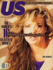 Us 5/90,Kim Basinger,May 1990,NEW