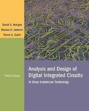 McGraw-Hill Series in Electrical Engineering: Analysis and Design of Digital ...