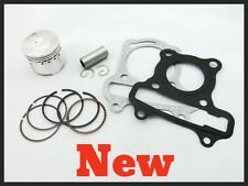 New 39mm Piston Rings Pin Kit GY6 50cc Gas Scooter Moped 139qmb Engine Parts QMB