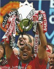 Manchester United Anderson Autographed Signed 8x10 EPL Photo COA B