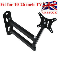 Tilt Swivel LCD LED MONITOR TV WALL MOUNT BRACKET14 15 17 19 20 21 22 24 26 INCH