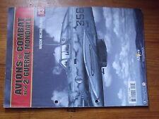 $$ Fascicule Avions de combat de la 2e Guerre Mondiale N°13 Macchi MC.202 Folgor
