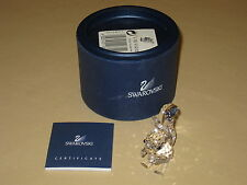 Swarovski Silver Crystal Squirrel (7662 NR 042 000) **BOXED**