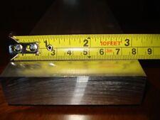 ALUMINIUM FLAT BAR  -  80mm x 20mm - 200mm LONG -  NEW