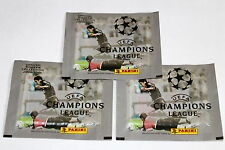 Panini CHAMPIONS LEAGUE 2000/2001 00/01 - 3 x TÜTE PACKET SOBRE POCHETTE MINT!