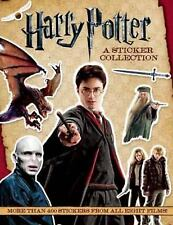 Harry Potter : A Sticker Collection by Insight Editions Editors (2011,...