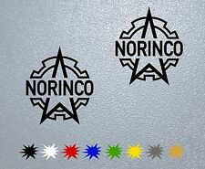 STICKER PEGATINA DECAL VINYL AUTOCOLLANT AUFKLEBER Norinco