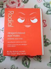 ⭐ Rodial ⭐ Dragons Blood Occhio Maschere ⭐