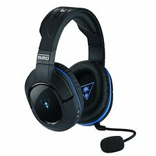 Turtle Beach Stealth 520 Wireless DTS 7.1 Surround Sound Gaming Headset - PS4,