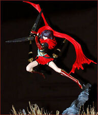 Ayano Fighting Guren Hand Painted Resin Garage Kit Yetiart Figur Pre-order