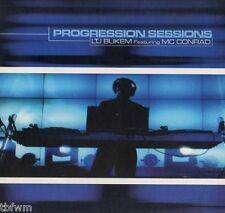 Progression Sessions LTJ Bukem MC Conrad - CD DRUM & BASS - GOOD LOOKING RECORDS