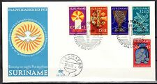 Suriname - 1972 Easter - Clean unaddressed FDC!