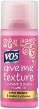 VO5 brío en polvo instantánea de textura Dame (7g)