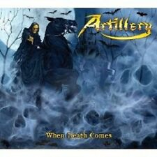 "ARTILLERY ""WHEN DEATH COMES..."" CD THRASH METAL NEU"