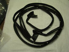 1964 1965 FORD THUNDERBIRD DOOR WEATHERSTRIP NEW PAIR