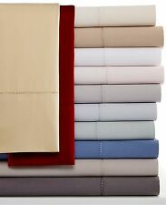 BRAND NEW Hotel Collection 600 Thread Count IVORY Cotton Queen Fitted Sheet