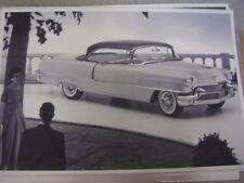 1956  CADILLAC  62 SERIES  COUPE DE VILLE    12 X 18 LARGE PICTURE   PHOTO