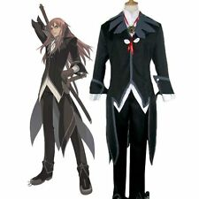 free shipping Tales of symphonia Richter Abend cosplay costume