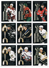 2012-13 OLIVER EKMAN-LARSSON ROOKIE ANTHOLOGY CONTENDERS CUP #C25 COYOTE#944/999