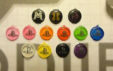 Playstation 3 PS3 Controller guide Home power Button Mod red blue green yellow
