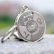 50 years calendar Keyring / Key Chain in Compass Style Gadget Keychain