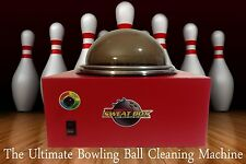 The Original Sweat Box Ultimate Bowling Ball Cleaning Machine