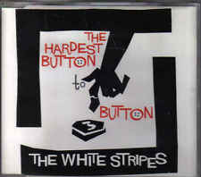 The White Stripes-The Hardest Button To Button cd maxi single incl video