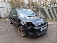 Ford Fiesta mk6 1.25 PANTHER BLACK 5 DOOR PETROL BREAKING SPARE side repeater
