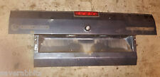 VW GOLF MK1 CABRIO REAR TAILGATE BOOTLID RARE USA RABBIT 3RD BRAKE LIGHT