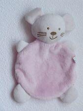 Babydream - Katze oder Maus in rosa als Schmusetuch Schnuffeltuch Kuscheltuch ❤️