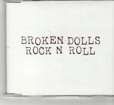 (FR603) Broken Dolls, Rock 'n' Roll - DJ CD