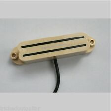 SEYMOUR DUNCAN HOT RAILS STRAT BRIDGE SHR-1B CREAM