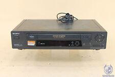 Sony Smart Engine Video Cassette Recorder SLV-SE700