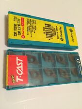 New TaeguTec Carbide Inserts- DCMT11t308mT TT310, 10 Boxes For 1 Price